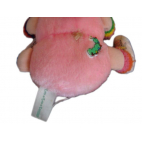 Mille Pattes : Peluche - Rose