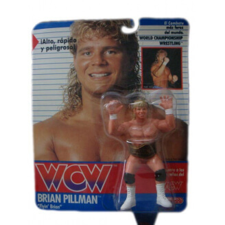 Catch WCW : Brian Pillman