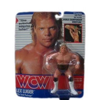 Catch WCW : Lex Luger