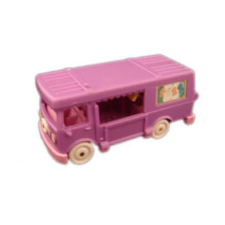 Polly Pocket : Camping-car - sans figurine