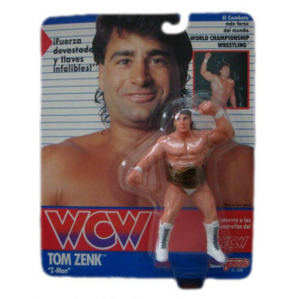 Catch WCW : Tom Zenk