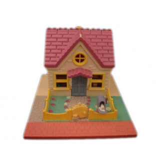 "Polly Pocket : Maison de campagne - Collection ""Pollyville"""