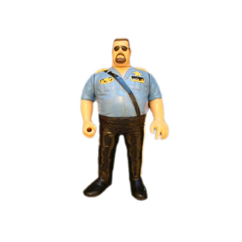 Catch WWF : Big Boss Man