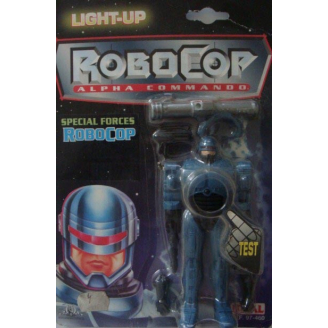 Robocop : Alpha Commando Special Forces - Light-Up