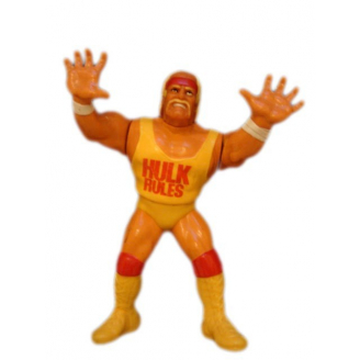 "Catch WWF : Hulk Hogan ""Hulk Rules"""