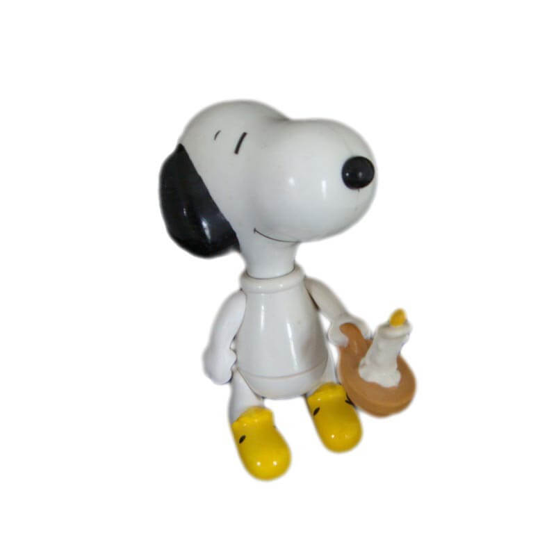 Snoopy : Bougie et Chausson