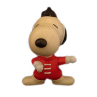 Snoopy : Chine