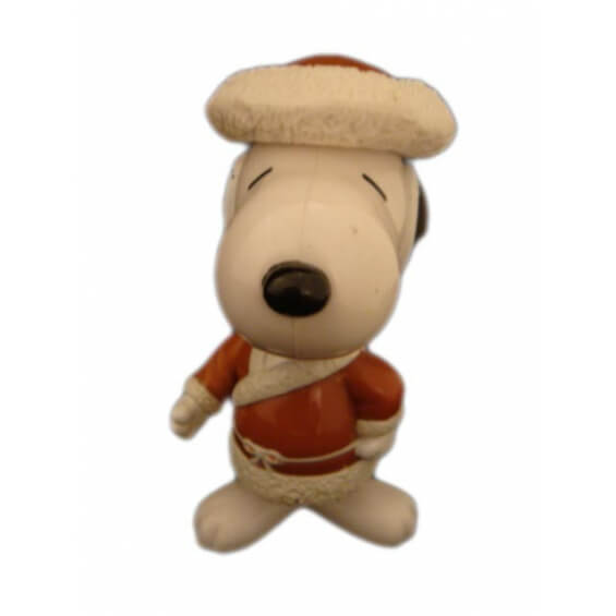 Snoopy : Mongolie