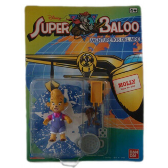 Disney : Super Baloo : Molly