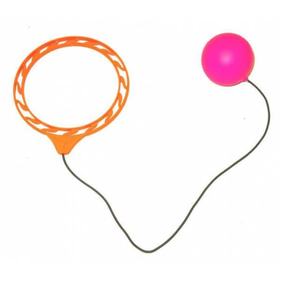 Jumping ball - Balle aux pieds