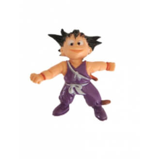 Dragon Ball : San Goku en tenue mauve