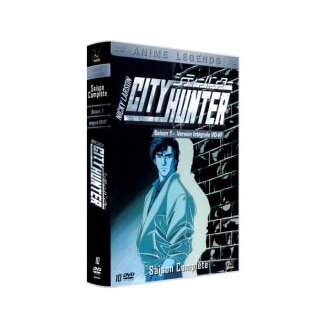 Nicky Larson (City Hunter) : Saison 1 - Intégrale
