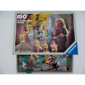 Puzzle : Fraggles