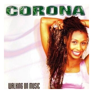 Corona - Walking On Music