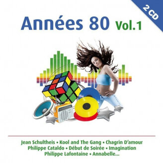 ANNEES 80 - Volume 1 - 2 CD
