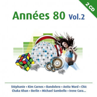 ANNEES 80 - Volume 2 - 2 CD