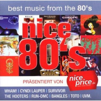 Best Music From The 80's - Nice 80's