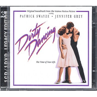 Dirty Dancing : Bande Originale - 1CD + 1 DVD