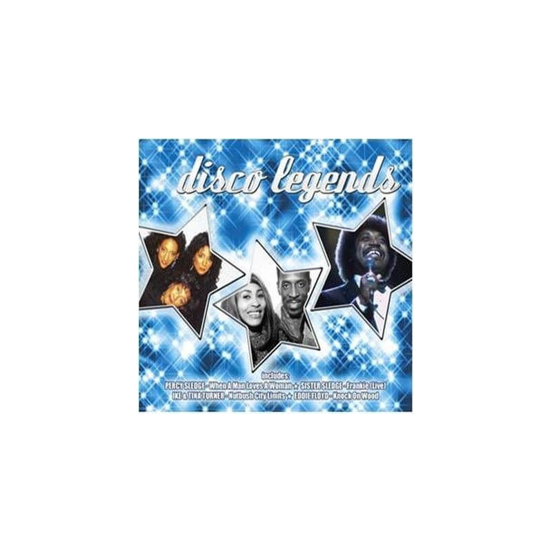 Disco Legends (Vol. 1) - 3 CD