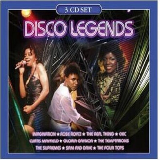 Disco Legends (Vol. 2) - 3 CD