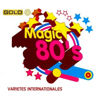 Magic 80's - Variétés Internationales - 3 CD