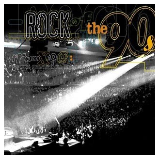 Rock Of The 90's - 3 CD