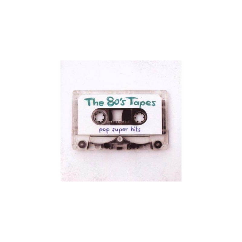 The 80's Tape - Pop Super Hits - 2 CD