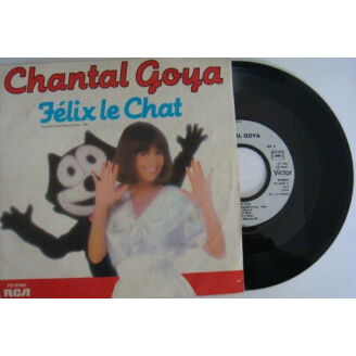 Chantal Goya - Félix le chat