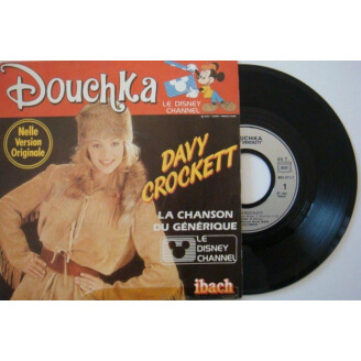 Douchka - Davy Crockett