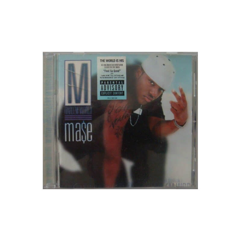 Mase - Harlem World - Occasion