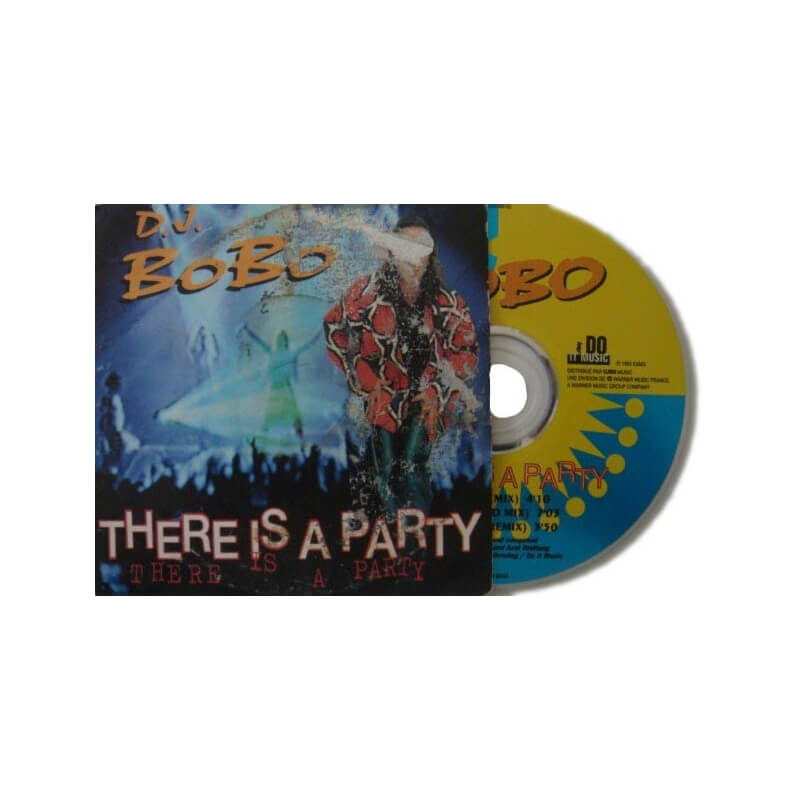 Single DJ Bobo - There is a party