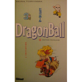 Dragon Ball n°3